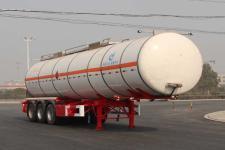 AKL9400GRYB型开乐牌易燃液体罐式运输半挂车图片