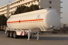 AKL9400GRYA型开乐牌易燃液体罐式运输半挂车图片