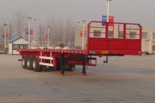 梁郓牌SLY9400TPB型平板运输半挂车图片