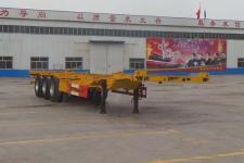 梁郓牌SLY9401TJZE型集装箱运输半挂车图片