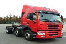 解放前四后四平头柴油牵引车310马力(CA4252P1K15T3E5A80)
