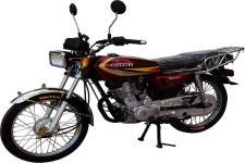 梦马牌MM125-A型两轮摩托车图片