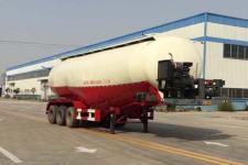 梁山元田牌AYC9402GFL型低密度粉粒物料运输半挂车图片