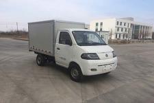 达福迪牌JAX5024XXYBEVF266LB15M2X1型纯电动厢式运输车图片