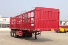 梁山扬天牌SDB9401CCY型仓栅式运输半挂车图片