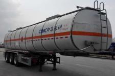 中集11.1米30.5吨3轴沥青运输半挂车(ZJV9401GLYSZ)