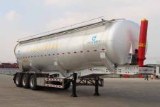 AKL9400GFLB型开乐牌低密度粉粒物料运输半挂车图片