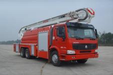 XZJ5333JXFJP32/A2型徐工牌举高喷射消防车图片