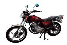 梦马牌MM125-6B型两轮摩托车图片