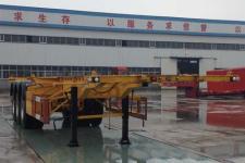 梁山扬天牌SDB9400TJZ型集装箱运输半挂车图片