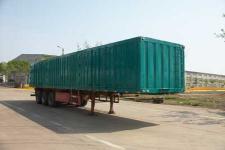 兴华牌LXH9401XXY型厢式运输半挂车图片