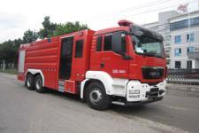 中卓时代牌ZXF5310GXFPM150/M型泡沫消防车