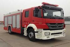 中联牌ZLJ5160GXFAP45型A类泡沫消防车图片