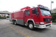 鲸象牌AS5343GXFSG170型水罐消防车
