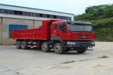 运王牌YWQ3310QELAT型自卸汽车