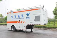 中驰威牌CEV9100XTX型通信半挂车图片