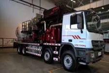 三一牌SYN5310TDB型液氮泵车