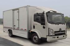 东风特商新能源单桥纯电动厢式运输车82马力5吨以下(EQ5070XXYTBEV3)
