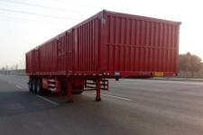 鑫华驰12.5米32吨3轴厢式运输半挂车(THD9402XXY)