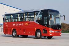 中通牌LCK6109PHEVG型插电式混合动力城市客车图片