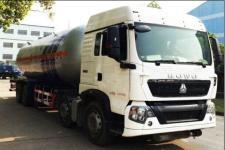 四六牌WHC5311GYQ型液化气体运输车图片