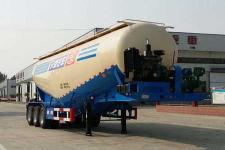 沃德利牌WDL9401GFL型低密度粉粒物料运输半挂车图片