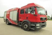 飞雁牌CX5180GXFAP60型A类泡沫消防车