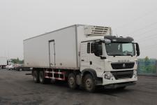 重汽T5G9.6米冷藏车