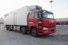 解放J6P 350马力 9.6米冷藏车