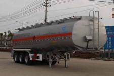 AKL9408GRY型开乐牌易燃液体罐式运输半挂车图片