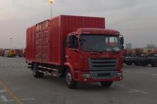 江淮格尔发国四单桥厢式运输车152-190马力5-10吨(HFC5161XXYPZ5K1E3F)