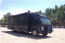 安龙牌BJK5100XZJ型治安检查车