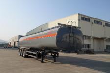 大力士牌FTW9402GRY型易燃液体罐式运输半挂车
