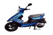 梦马牌MM100T-7A型两轮摩托车图片