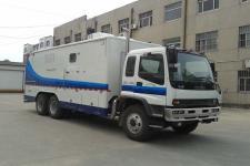胜工牌FRT5250TCJ型测井车