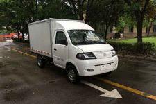 达福迪牌JAX5025XXYBEVF216LB15M2X1型纯电动厢式运输车图片