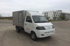 达福迪牌JAX5024XXYBEVF216LB15M2X1型纯电动厢式运输车图片
