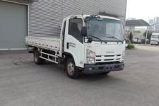 五十铃国四单桥货车120马力4吨(QL1075A1HA)
