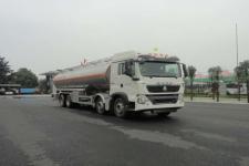 华威驰乐牌SGZ5321GYYZZ4T5型铝合金运油车