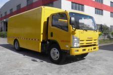 龙鹰牌FLG5100TPS25Q型大流量排水抢险车