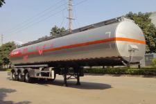 永强12.6米30吨3轴易燃液体罐式运输半挂车(YQ9404GRYDLA)