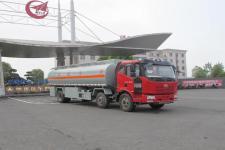 解放J6小三轴供液车