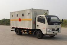 DFA5041XRQ35D6AC易燃气体厢式运输车
