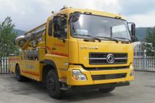 龙鹰牌FLG5160TPS26E型大流量排水抢险车