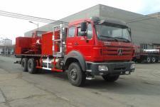胜工牌FRT5220TGJ型固井车