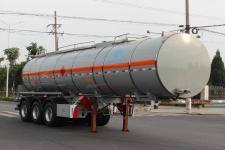 AKL9400GRYE型开乐牌易燃液体罐式运输半挂车图片