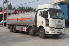 程力威牌CLW5310GYYLVC4型铝合金运油车