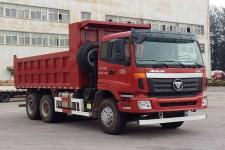欧曼牌BJ3253DLPKL-AB型自卸车图片