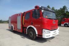 飞雁牌CX5180GXFPM80型泡沫消防车