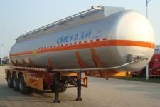 中集牌ZJV9401GYWSZ型氧化性物品罐式运输半挂车图片